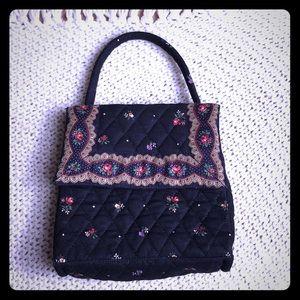 VERA BRADLEY Rare Vintage PetitPoint Mini-bag